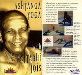 home  ashtanga yoga with sri k pattabhi jois dvd